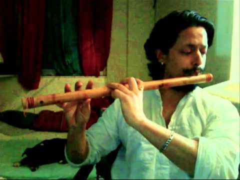 Slow And Intense Flute Played By Rutwij Vaidya