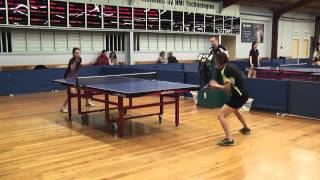 2010 Cathay Pacific NZ Table Tennis Senior Open Highlight (HD) Thumbnail