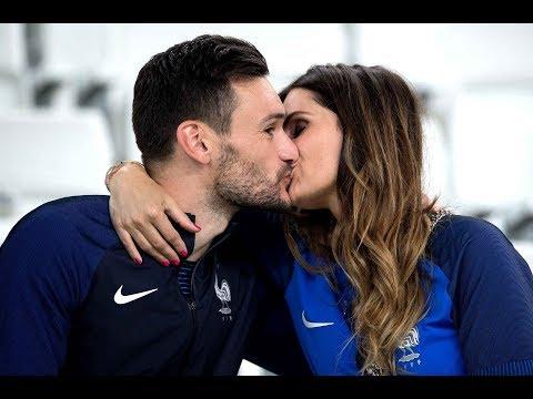 Hugo Lloris & Marine Lloris Lovinge Couple | Wedding
