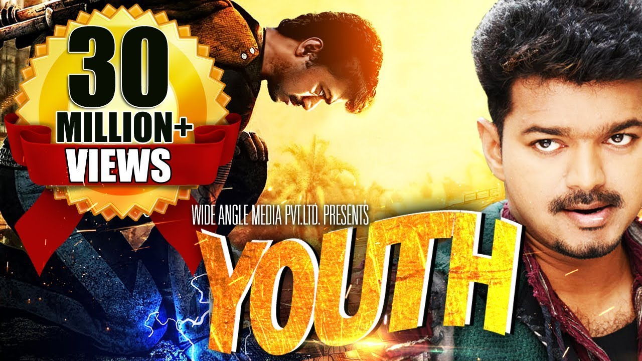 youth - vijay (2015) | hindi dubbed full movie | dubbed hindi movies