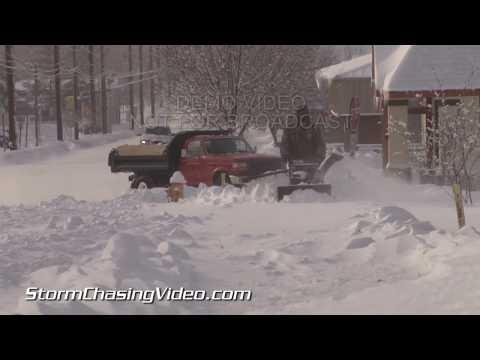 1/9/2014 Lafayette, IN Winter Storm Scenes