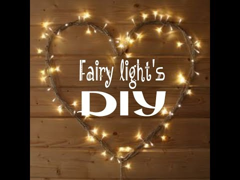 DIY|Diwali|Christmas|New Year Home decoration Ideas|fairy/string lights Hacks for any occasion|