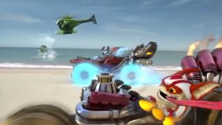 Трейлер к игре Skylanders SuperChargers - Launch Trailer для Xbox One