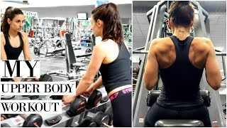 MY GYM ROUTINE | Arm Workout for Lean Toned Arms
