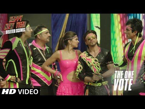 Happy New Year | The One Vote | Deleted Scene | Deepika Padukone, Shah Rukh Khan