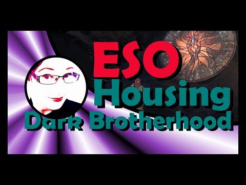 The Erstwhile Dark Brotherhood Sanctuary | ESO Dragon Bones | Icy Talks 20180109