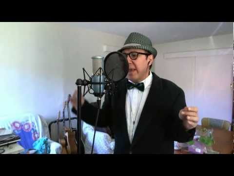 I Get A Kick Out Of You (Frank Sinatra) cover