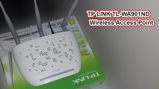 tp link tl wa901nd wireless access point repeater review