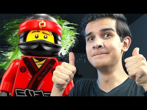 ЛЕГО НИНДЗЯГО ИГРА?! - LEGO Ninjago Movie Videogame (Обзор Трейлера)