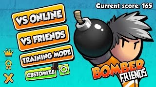 [GRATIS] - Bomber Friends - Gameplay - Bomberman Online! - iOS - Android