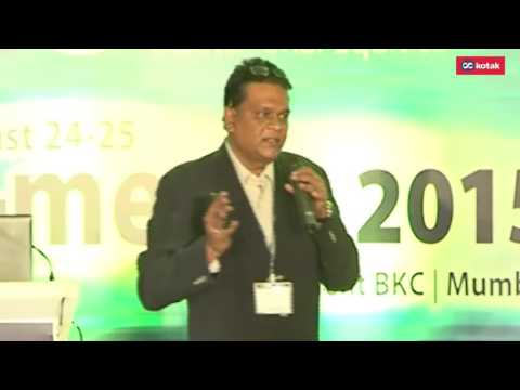E-merge2015 – Kotak Institutional Equities Conference - VVSSB Shankar - Founder and Director, i-lend
