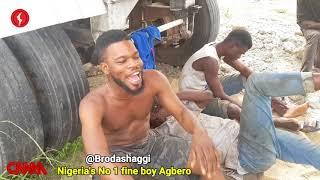 Brodashaggi speaking more than one Nigerian Laguage
