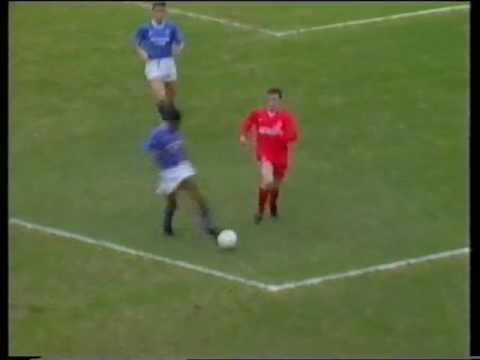 Aberdeen 1-0 Rangers - 2nd March 1991 (League)