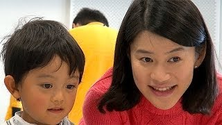 【TOKYO 女の選択】学びの場のひらめきの母 石戸奈々子さん
