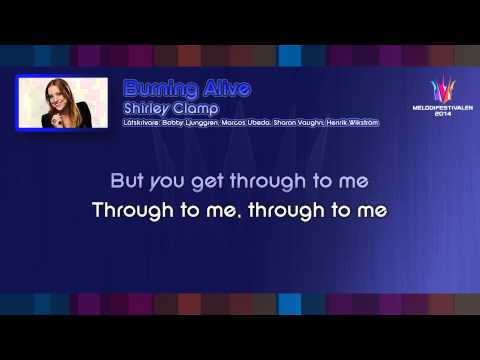 "Shirley Clamp - ""Burning Alive"" (Instrumental)"