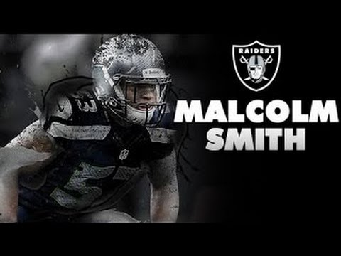 Raiders Sign Free Agent LB Malcolm Smith (3 Years 15Mil) Hype,College Profile