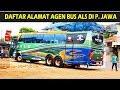 DAFTAR ALAMAT AGEN/POOL ALS DI PULAU JAWA
