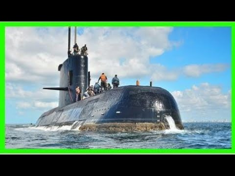 Argentina hones in at the ' satellite tv for pc ' calls looking for missing submarine