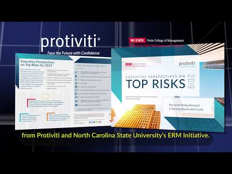 Executive Perspectives on Top Risks 2019 | Protiviti - United States