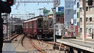2019.03.09.阪急電車8000系復刻新造時