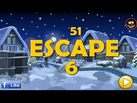 Can You Escape This 51 Games - 51 Escape 6 - Android GamePlay Walkthrough
