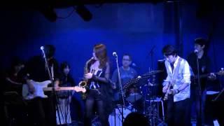 """Shingo Hirano with Miyuki Fujino """"No Time to Waste"""" at Last Waltz 2012.01.25"""
