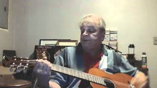 Feeling Single, Seeing Double - Cover George Jones Emmylou Harris.wmv