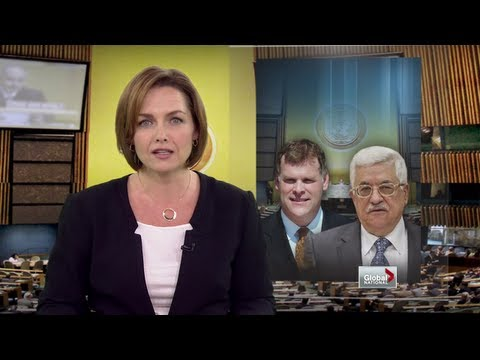 Global National - Palestine elevated to United Nations non-member observer status