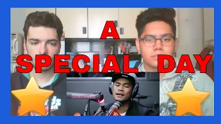 Bugoy Drilon covers One Day (Matisyahu) REACTION