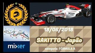 3ª Etapa do Campeonato Formula VRC 2018 - Formula A