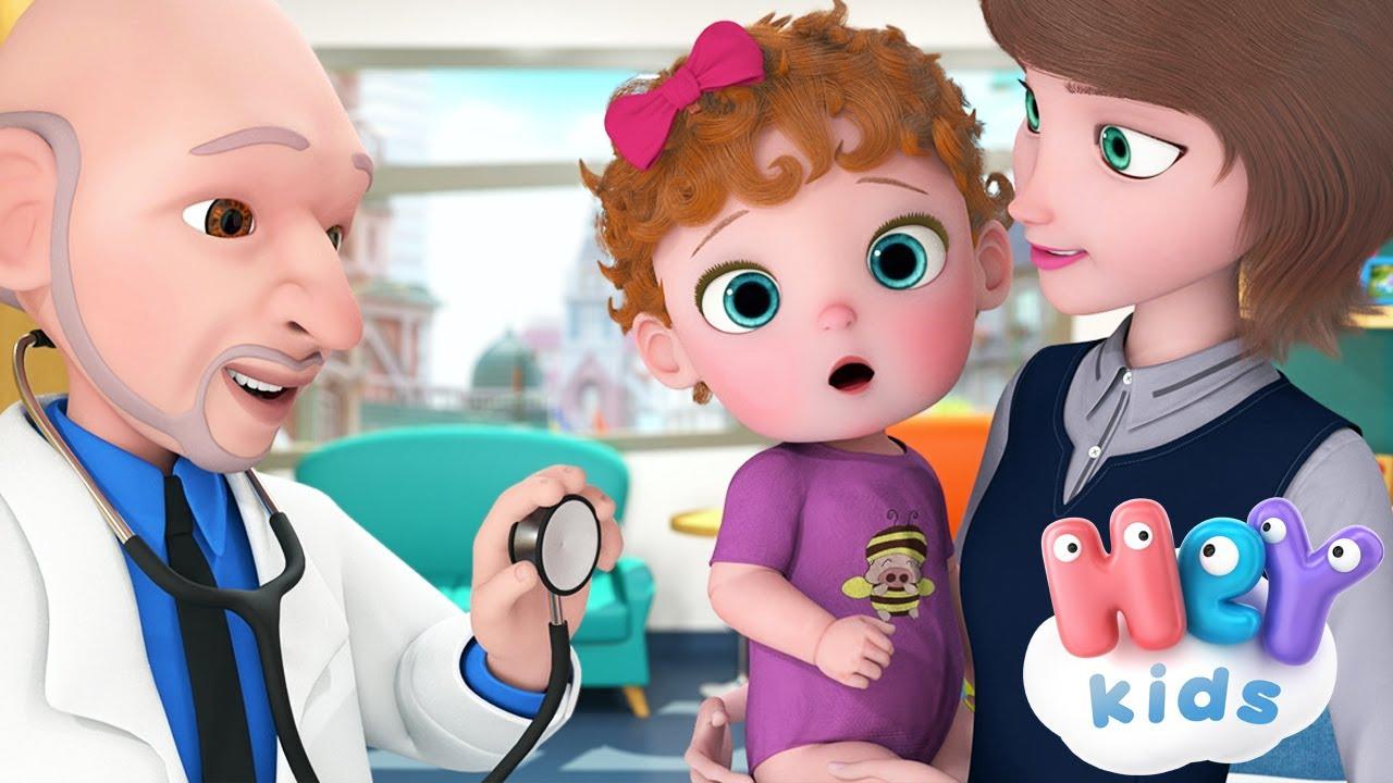 Lekarz 👨⚕️ Piosenki dla Dzieci - HeyKids