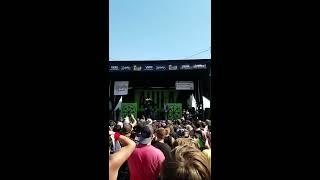 "Attila Live Wall Of Death ""Unforgivable""-Warped Tour 2017, Phoenix Arizona"