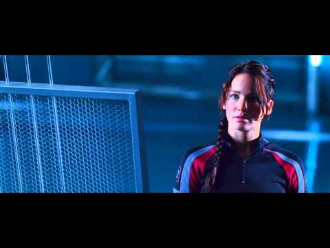 The Hunger Games Training Session [HD]