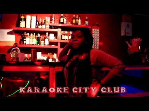 Karaoke City Club, Turin, Italy.
