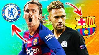 Aceitando TODAS AS PROPOSTAS (Barcelona) | FIFA 20 | ATP