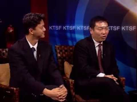 The Cantonese Journal: Anni Chung Interview with Dr. Lee Tat Chan and Dr. Kevin Ho (12/16/2012)