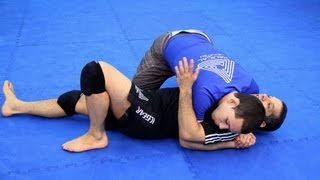 How to Do 3 Side Control Escapes | MMA Fighting