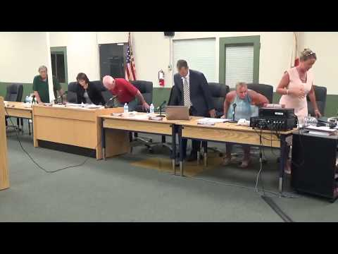 Carrabelle City Commission Meeting September 9, 2017