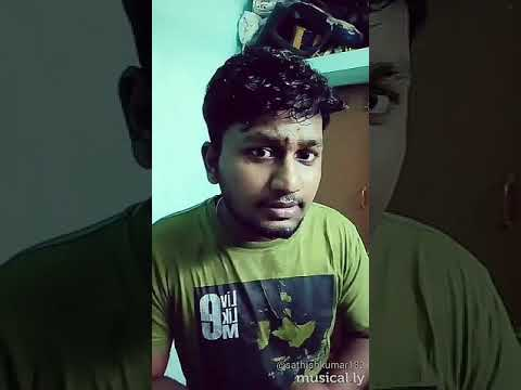 M kumaran movie kerala dialogs Vivek comedy😁 musical.ly sathishkumar dubsmash..