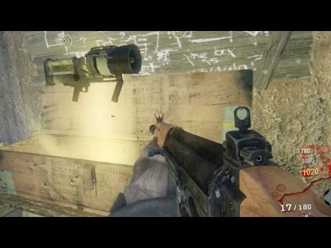 """KINO DER TOTEN ON XBOX ONE! """"Call of Duty: Black Ops"""" Zombies Gameplay"""