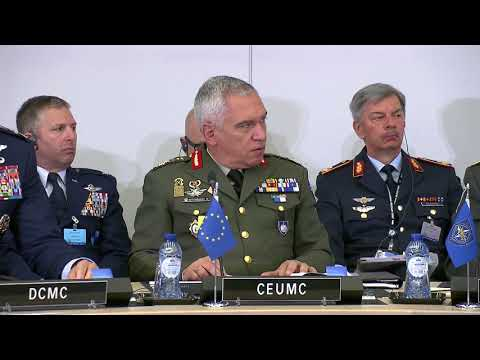 Opening remarks 179th NATO Military Committee Conference, 16 MAY 2018