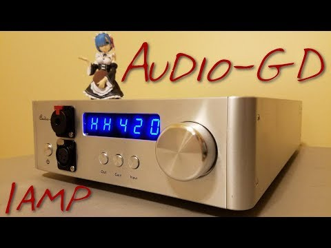 Z Review - Audio-GD NFB-1AMP [Top Tier Hi-Fi Head-Amp]