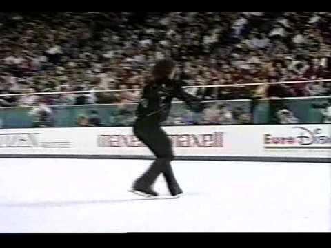 Elvis Stojko (CAN) - 1992 Worlds, Men's Free Skate