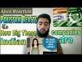 Pakistani Reacts To | How Big | These Indian Companies Are | Top Indian Companies