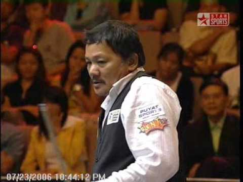 San Miguel Asian 9-Ball Tour 2006 [Guangzhou] Pt. 3/3