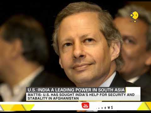 US: India a leading power in South Asia