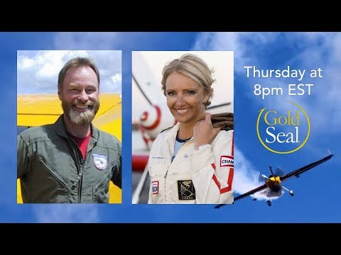 Gold Seal LIVE: Loss of Control with Patty Wagstaff and Rich Stowell