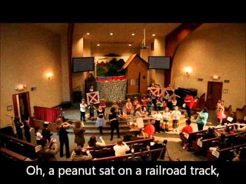 The 'Uh! Oh! Peanut Butter' Song