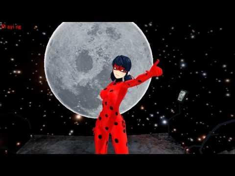 (MMD) Miraculous Ladybug - Dans Mon Monde