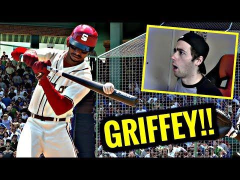 99 KEN GRIFFEY JR WANTS 12 WINS!! MLB THE SHOW 17 BATTLE ROYALE